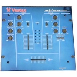 Vestax PCV003 Replacement Face plate