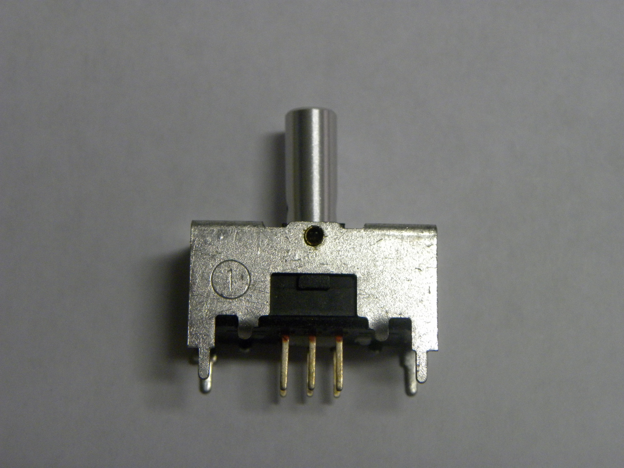 Vestax PCV-175 - P.F.L. ON/OFF, PCV-180 - SPLIT (MONITOR),PCV-180 6 pin 2 position switch