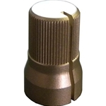 vestax-medium-gold-rotary-knob-d-cut-shaft