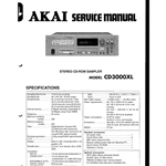 akai-cd3000xl-service-manual-cd3000-xl-cd-3000xl
