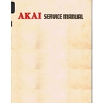 akai-gx-f25-tape-deck-service-manual