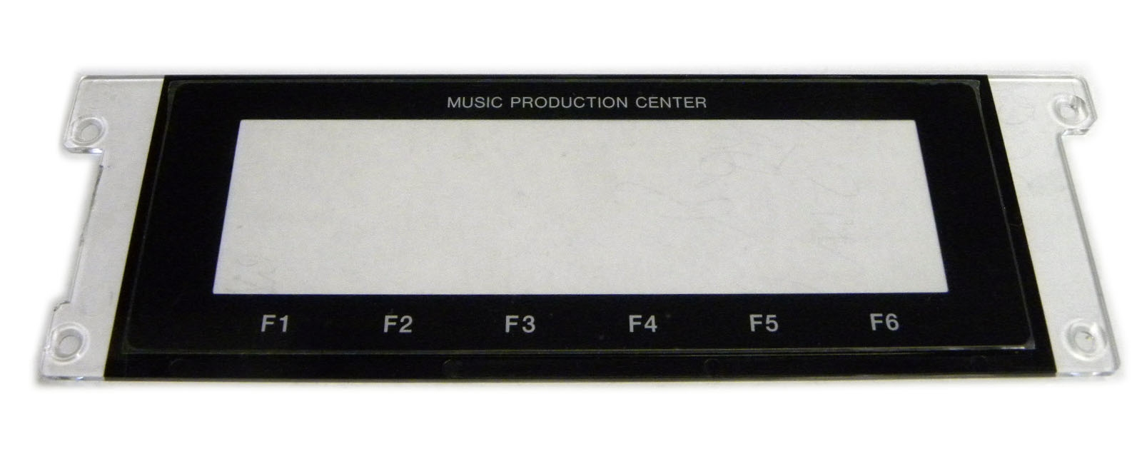 Akai LCD window for MPC1000 in Black